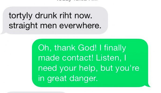 This Dr. Who Fan Trolled A Drunk Dude In The Funniest Way Possible