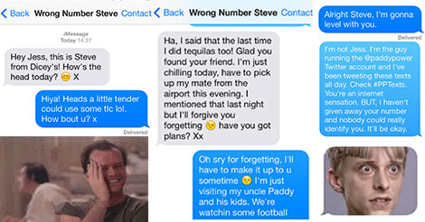 Getting A Girl's Number at a Bar is Awesome… Just Make Sure It's Actually Her (Spoiler Alert: This Guy Didn't)