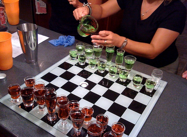Drinking Games With Your Friends