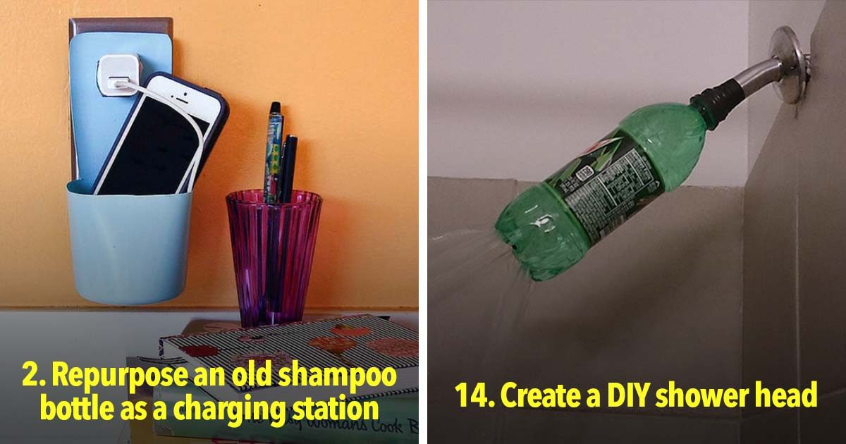 15 Surprisingly Useful Life Hacks For People Who Are Broke As F*ck