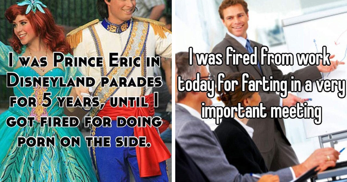 15 Of The Silliest Reasons People Have Ever Gotten Fired