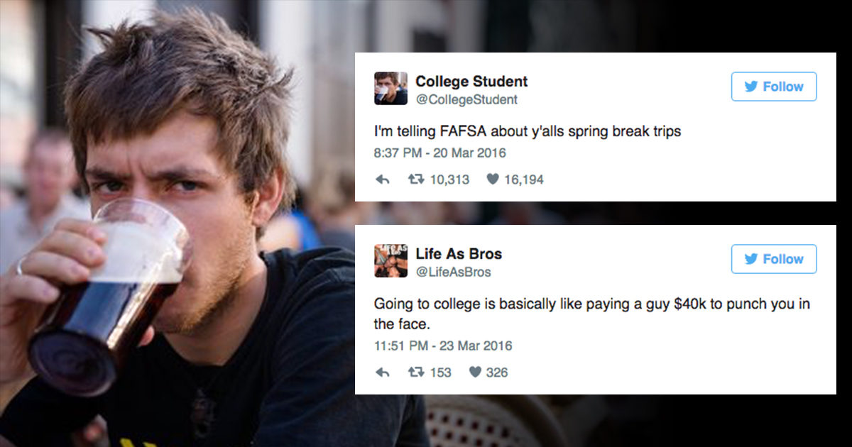 36 Tweets About Student Debt That Will Make You Laugh and Cry At The Same Time