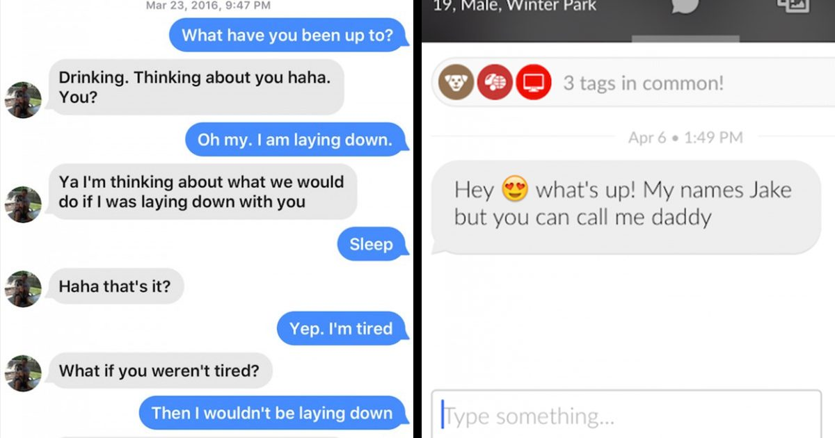 If You've Used Any Of These 16 F*ckboy Pickup Lines, Please Get The Hell Off Tinder