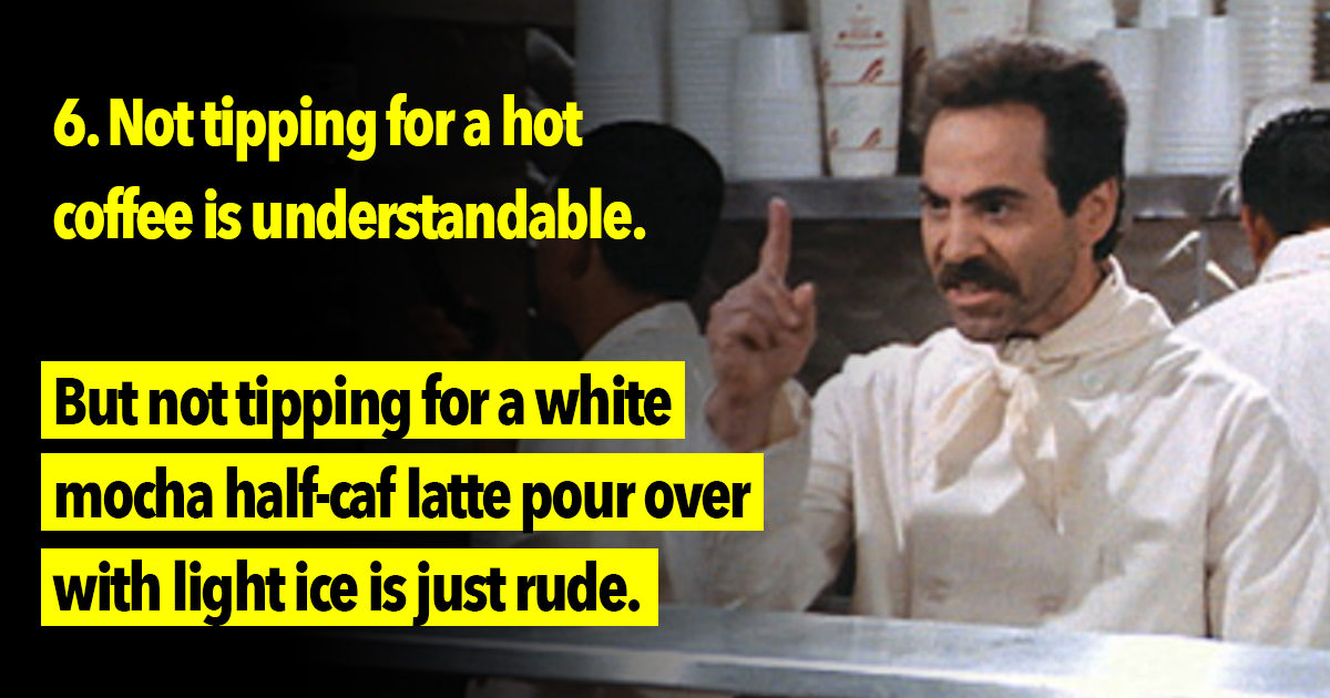 17 Things Your Barista Is Dying to Tell You –But Can't