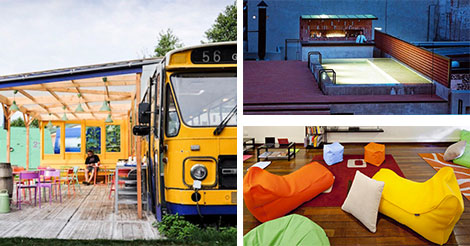 18 Hostels that Will Make You Want to Quit Your Job and Travel the World