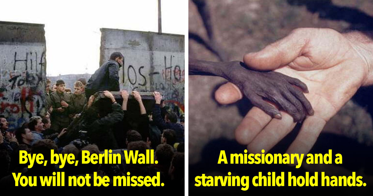 These 28 Incredible Photos Are Some Of The Most Powerful Images In History