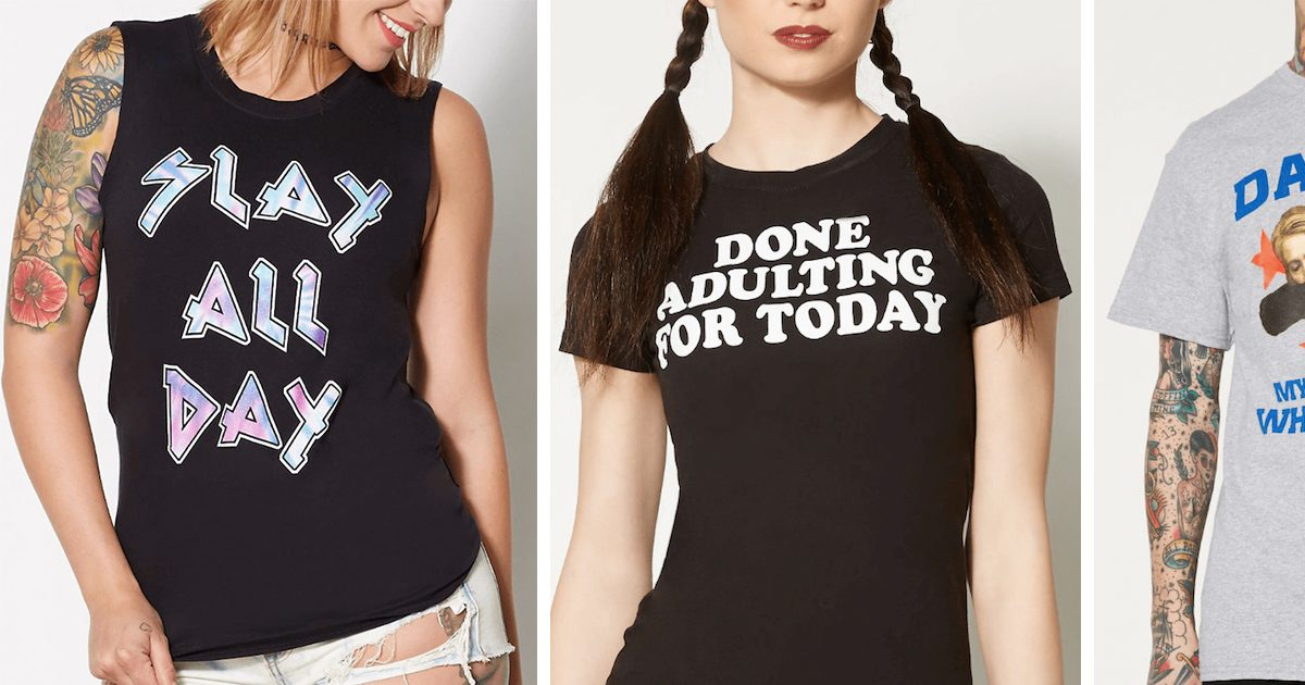 16 Shirts Your Grandma Will Never Understand