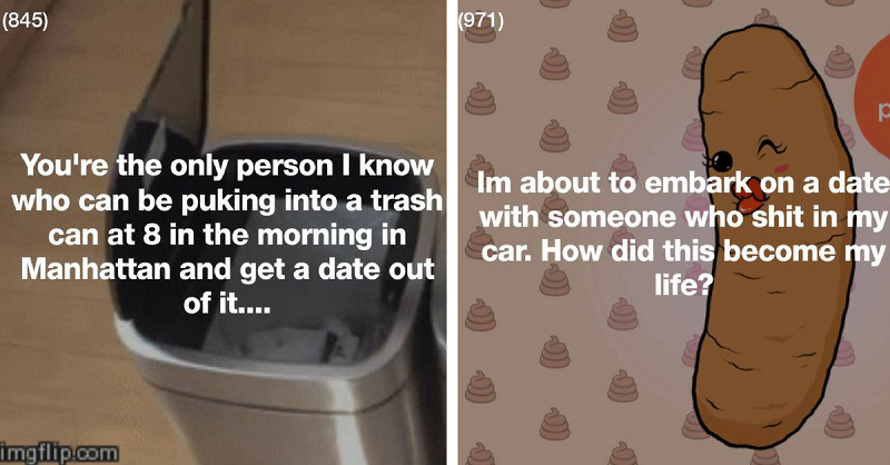 17 People Who Still Got Lucky After Embarassing Themselves