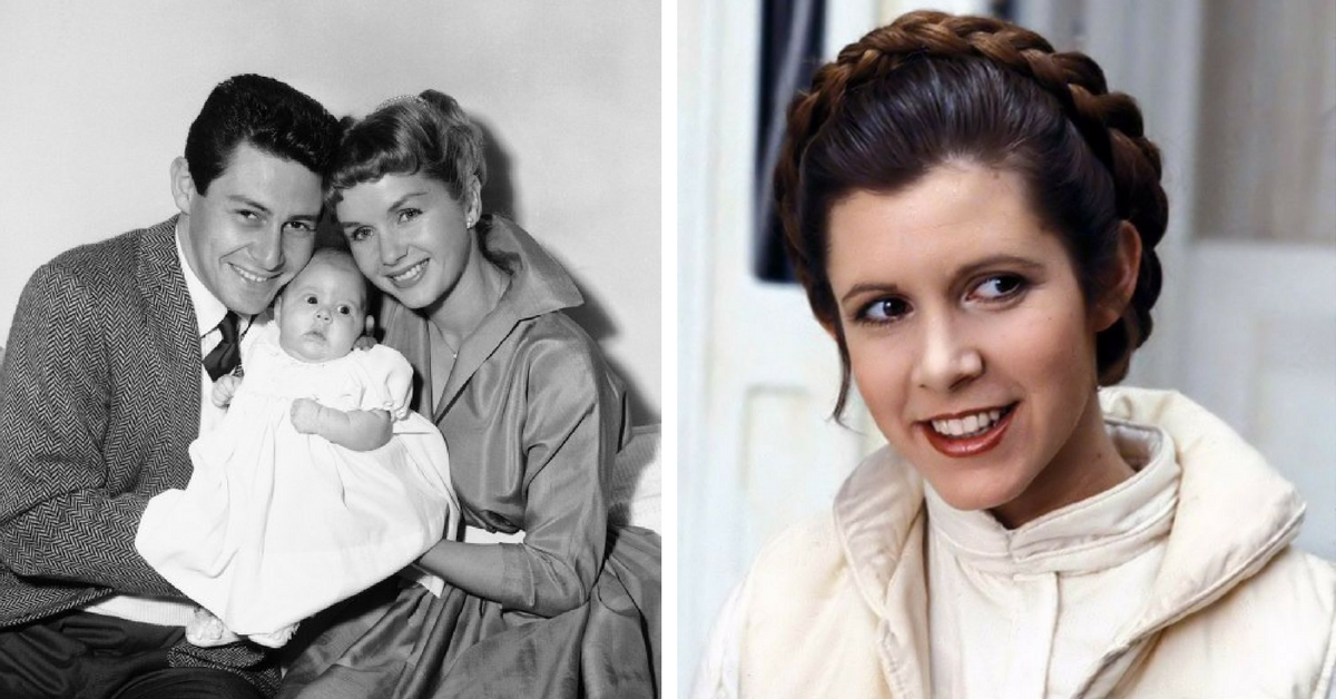 A Look Back At The Life of Beloved Actress Carrie Fisher