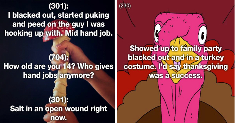 33 People Confess To The Craziest Sh*t They've Done While Blackout Drunk