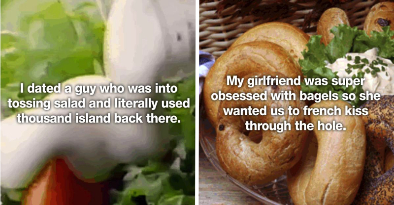 23 Of the Weirdest Foods People Have Gotten Kinky With During Sex