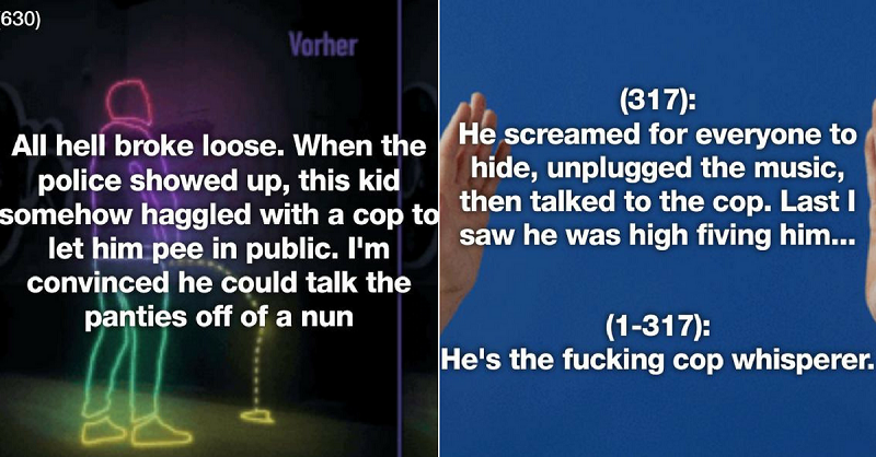 21 Drunks Who Used Their Charm to Win Over Cops