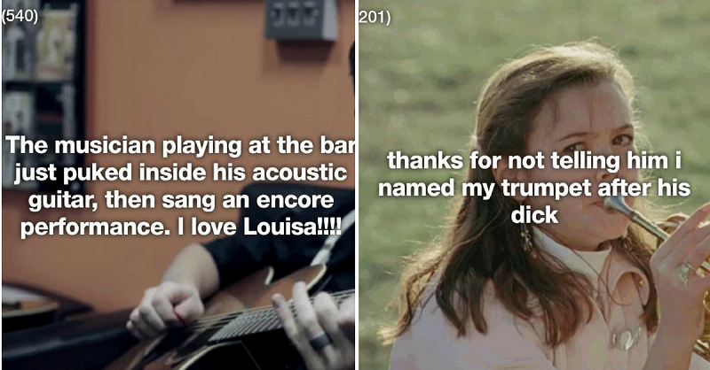 17 Inappropriate Things People Did With Instruments