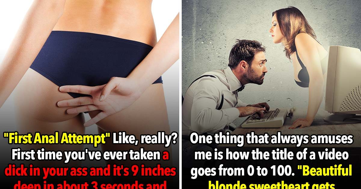 25 Porn Addicts Admit Their Biggest Pet Peeves