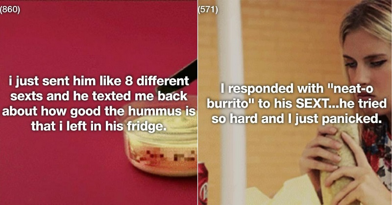 35 Disappointing People Who Failed At Sexting