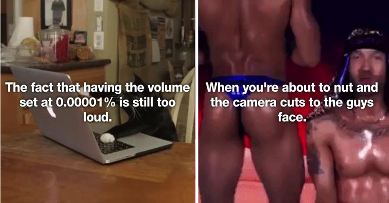 25 Porn Addicts Admit Their Biggest Pet Peeves