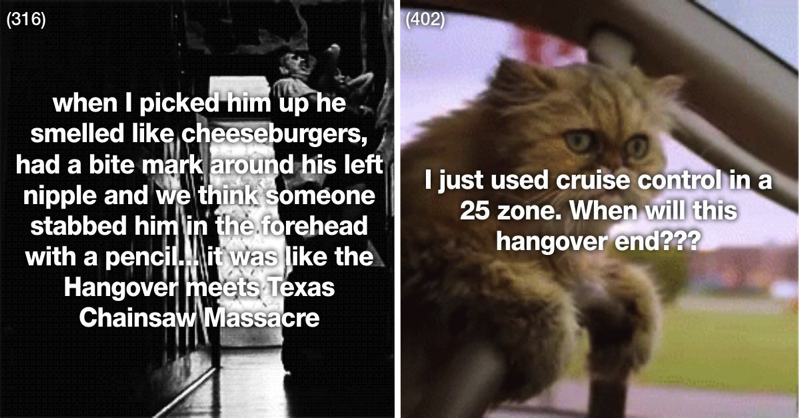 27 Hangovers That Will Make You Never Want To Drink Again