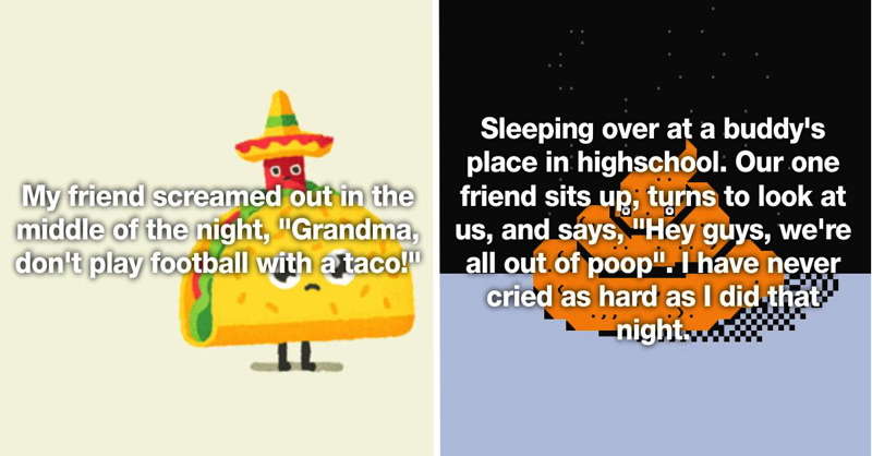 These 29 People Said The Craziest Things While Sleeping