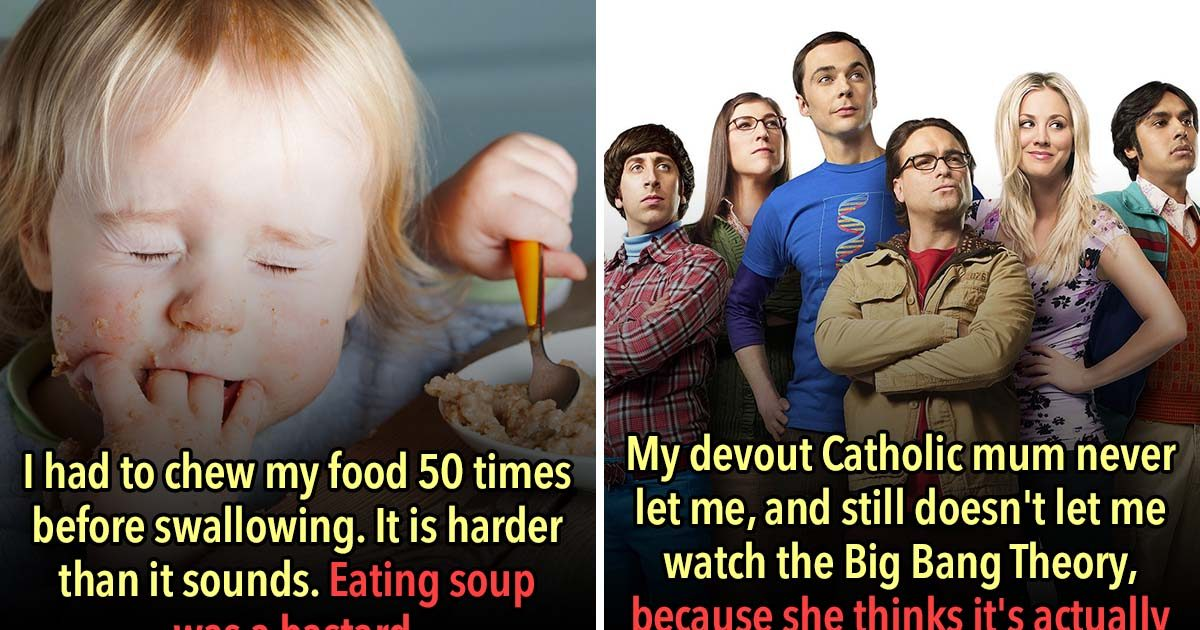 These 23 Parents Had The Most Insane Rules For Their Kids Growing Up