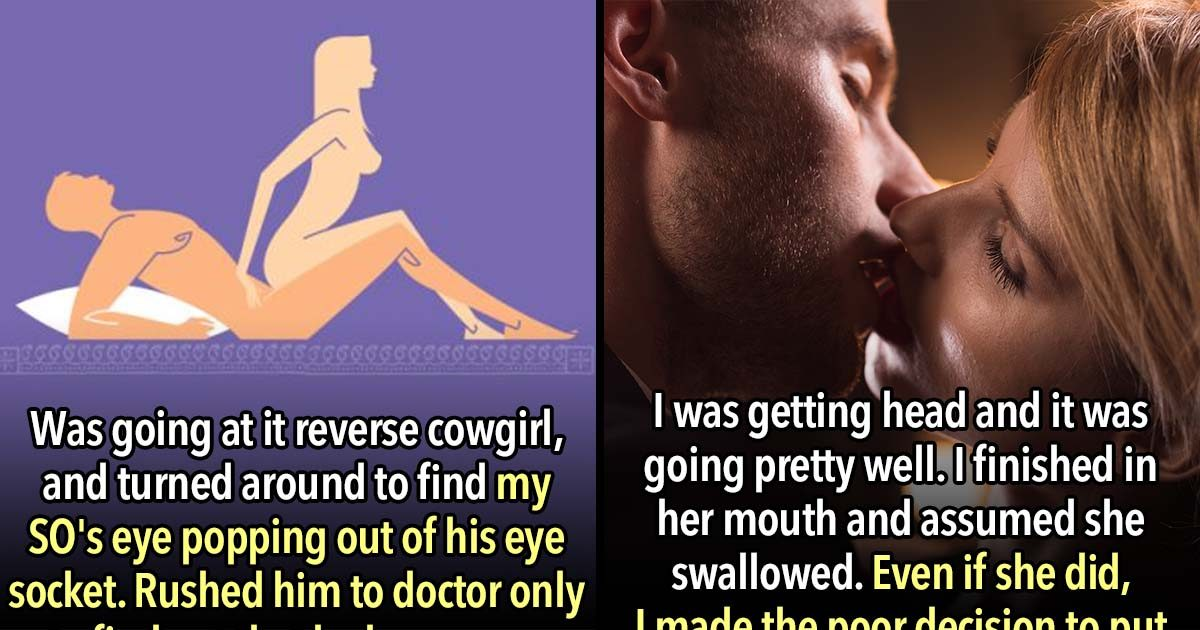 21 Sex Horror Stories That Will Make You Cringe