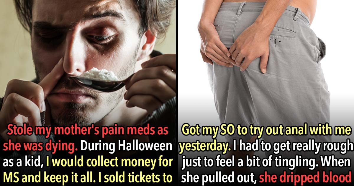 25 Shocking Confessions That Will Crush Your Soul