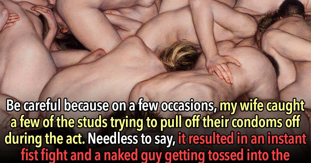 21 People Confess What It's Really Like At An Orgy