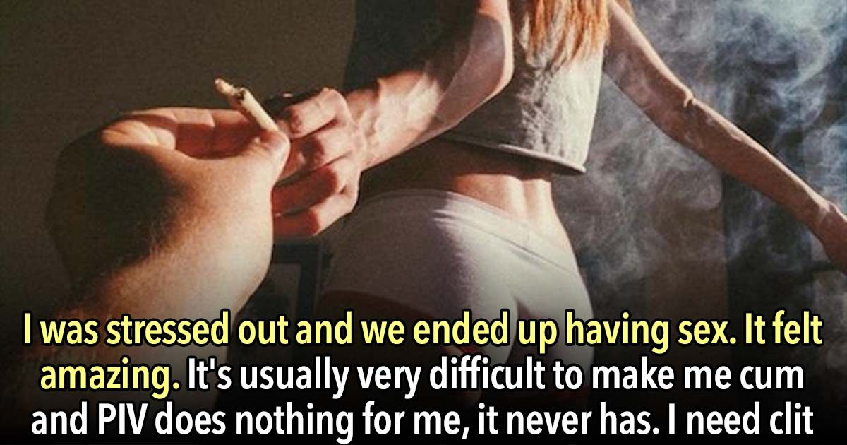 21 Smokers Prove That Sex While Stoned Is The Best
