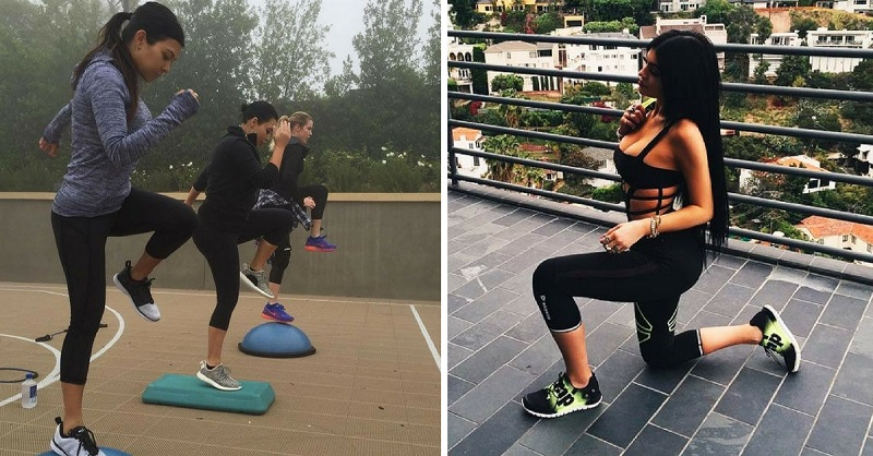 7 Reasons The Kardashians Are Our Fitness Gurus