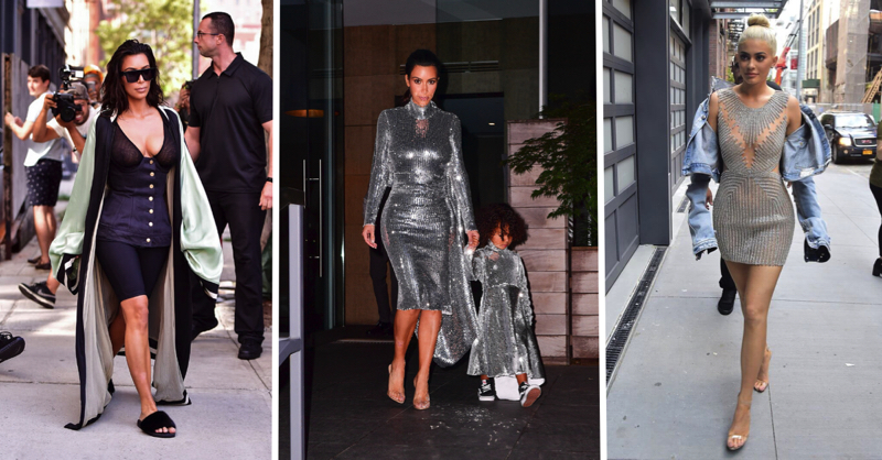 27 Times The Kardashian-Jenner Clan Absolutely Slayed at NYFW