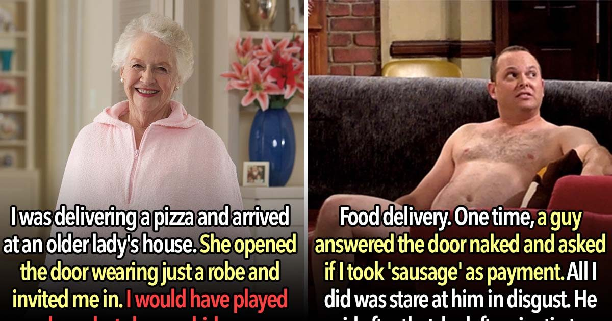 These 21 People Experienced Real Life Porn Plots
