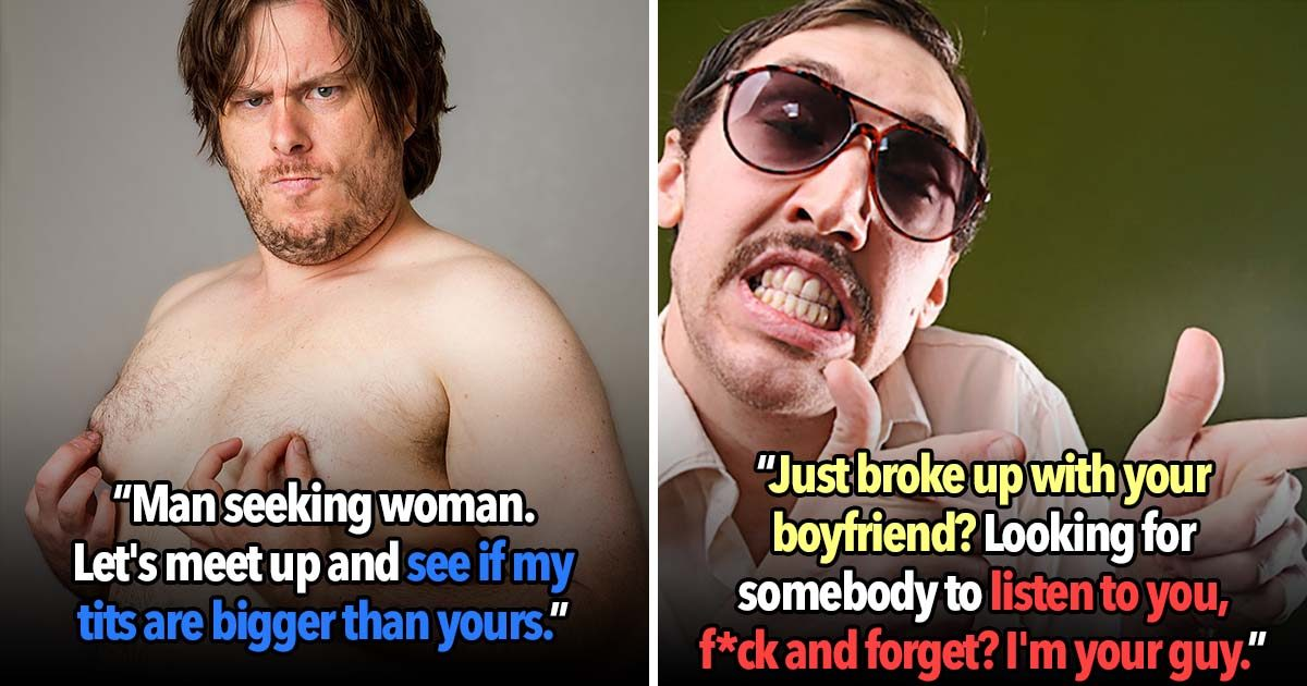 This is What People Would Say if Their Dating Profiles Were Brutally Honest