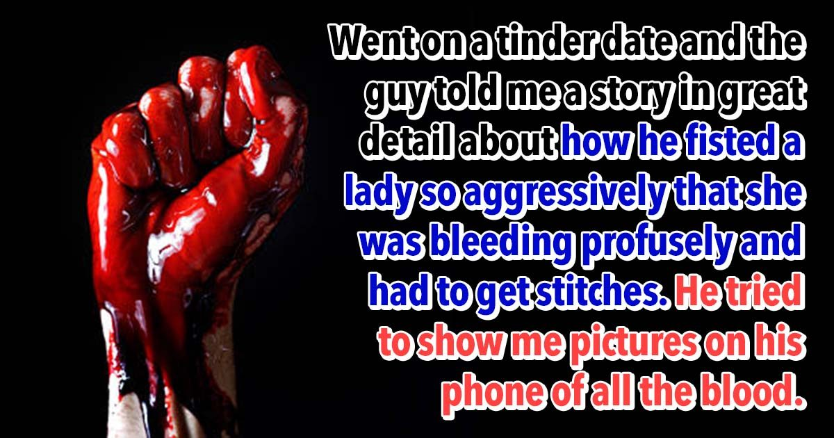23 People Reveal The Strangest Date They've Ever Been On