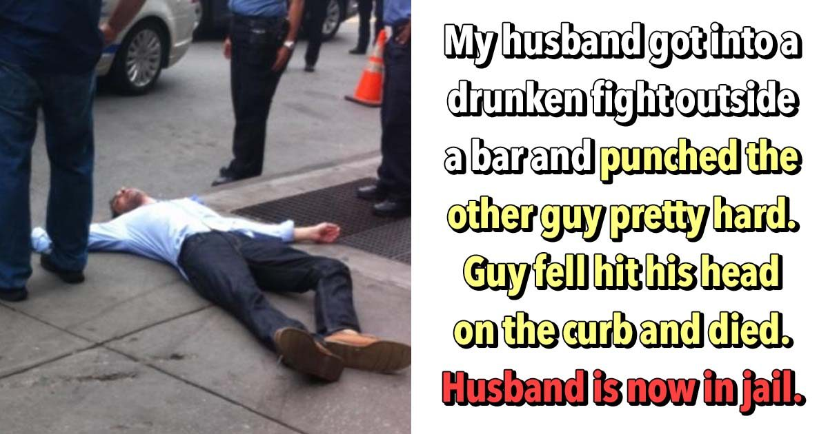 These 23 People Destroyed Their Entire Lives In An Instant