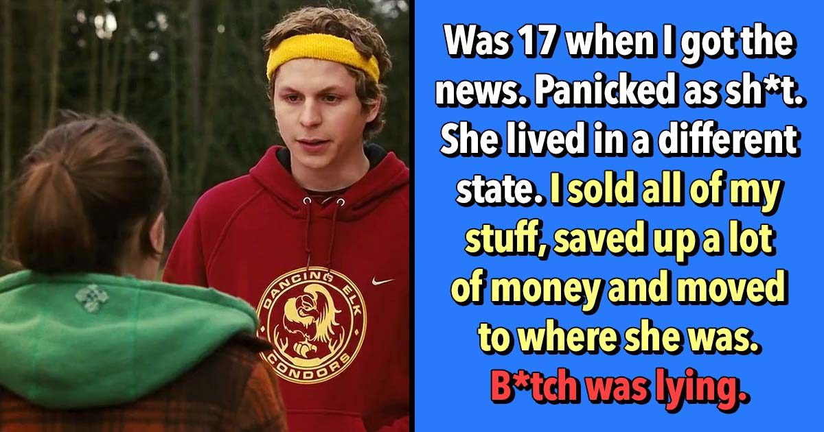 21 Disappointing Confessions From Teenage Fathers