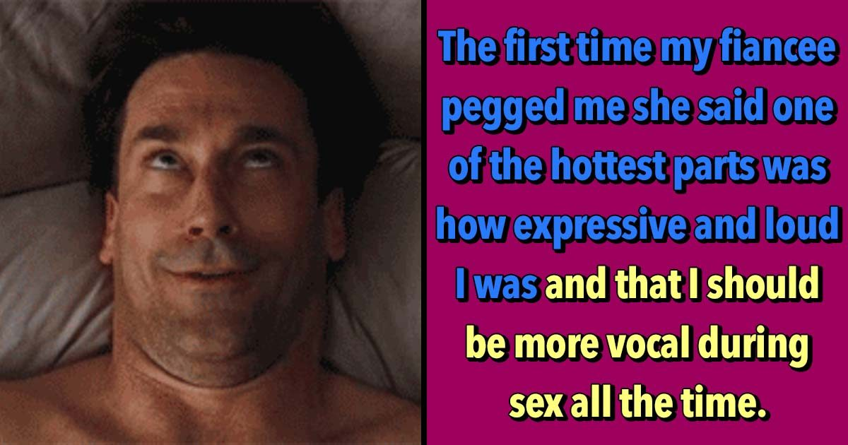 27 Reasons Why Men Need To Moan More During Sex