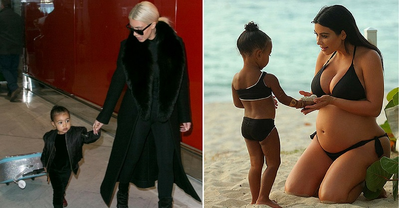 23 Times Kim & North's Matching Outfits Melted Our Hearts & Inspired Our Wardrobes