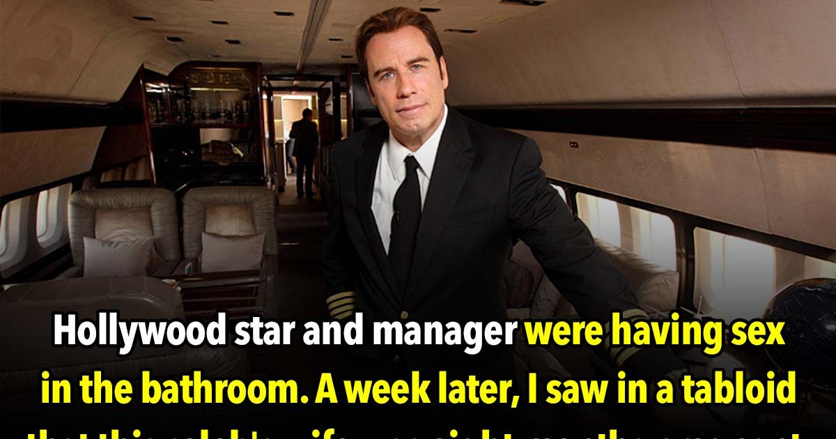 Private Jet Pilots Have Crazy Stories About Their Celebrity Clients