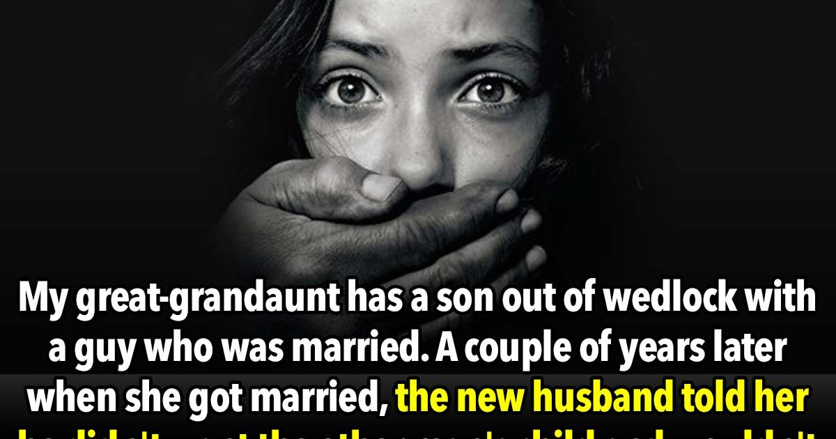 25 People Confess Their Family's Darkest Secret