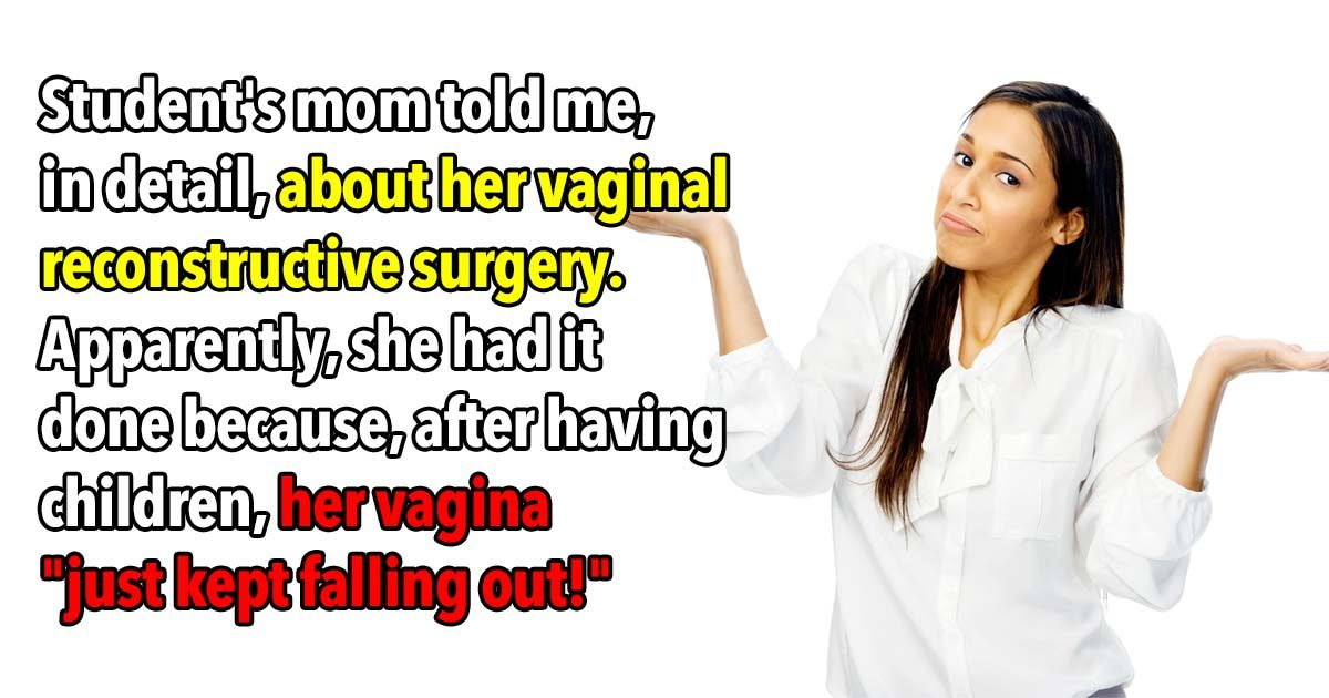 The 19 Most Outrageous Things Parents Have Said to Teachers