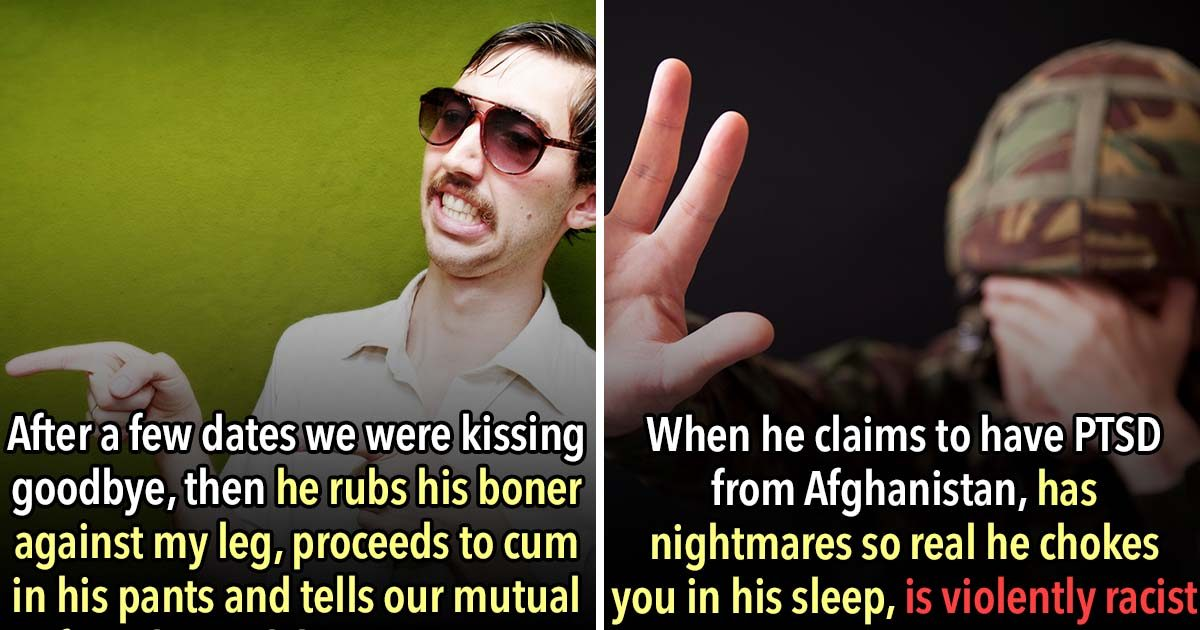 21 Signs That A Dude is Probably Insane