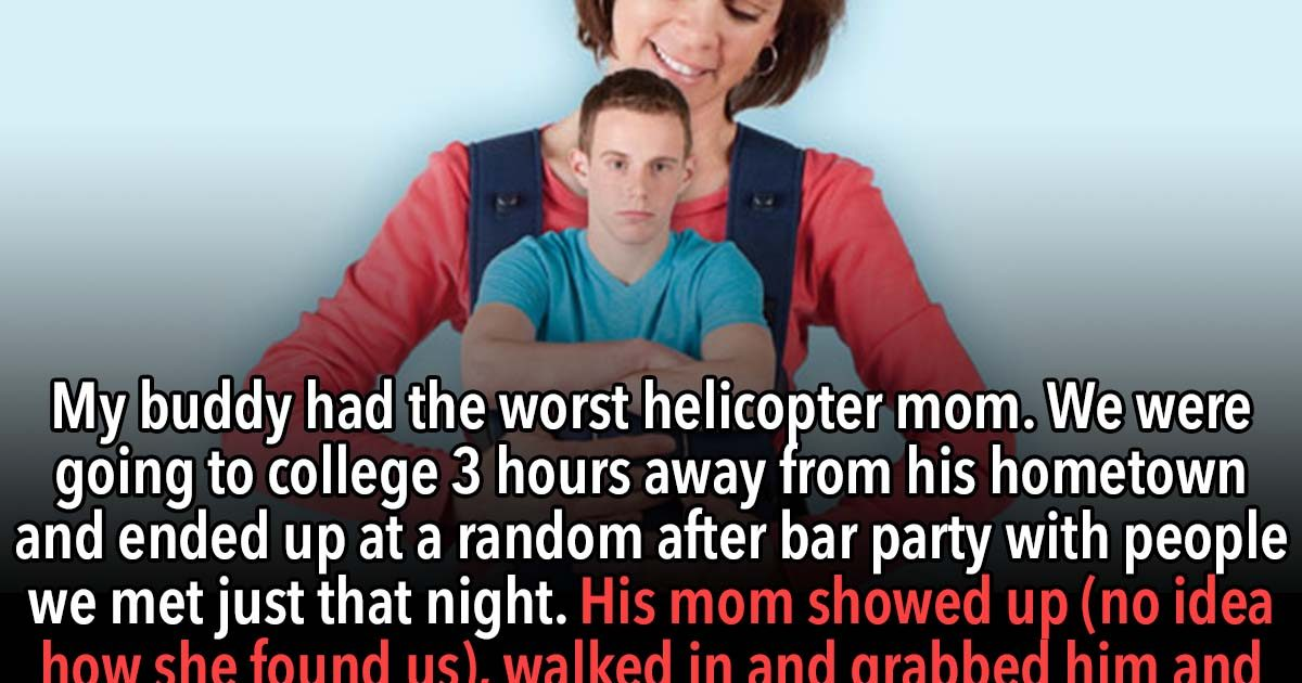 25 Children of Helicopter Parents Admit The Most Horrible Thing They Were Put Through