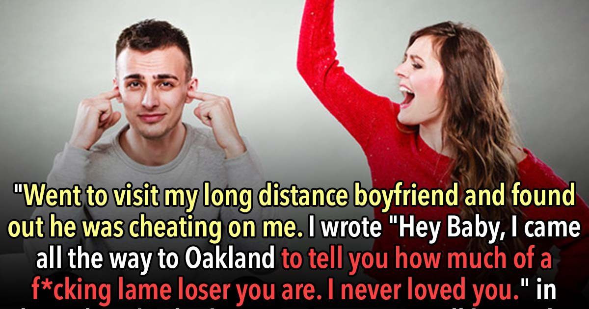 17 Exes Admit Why They Were Crazy In Their Past Relationship