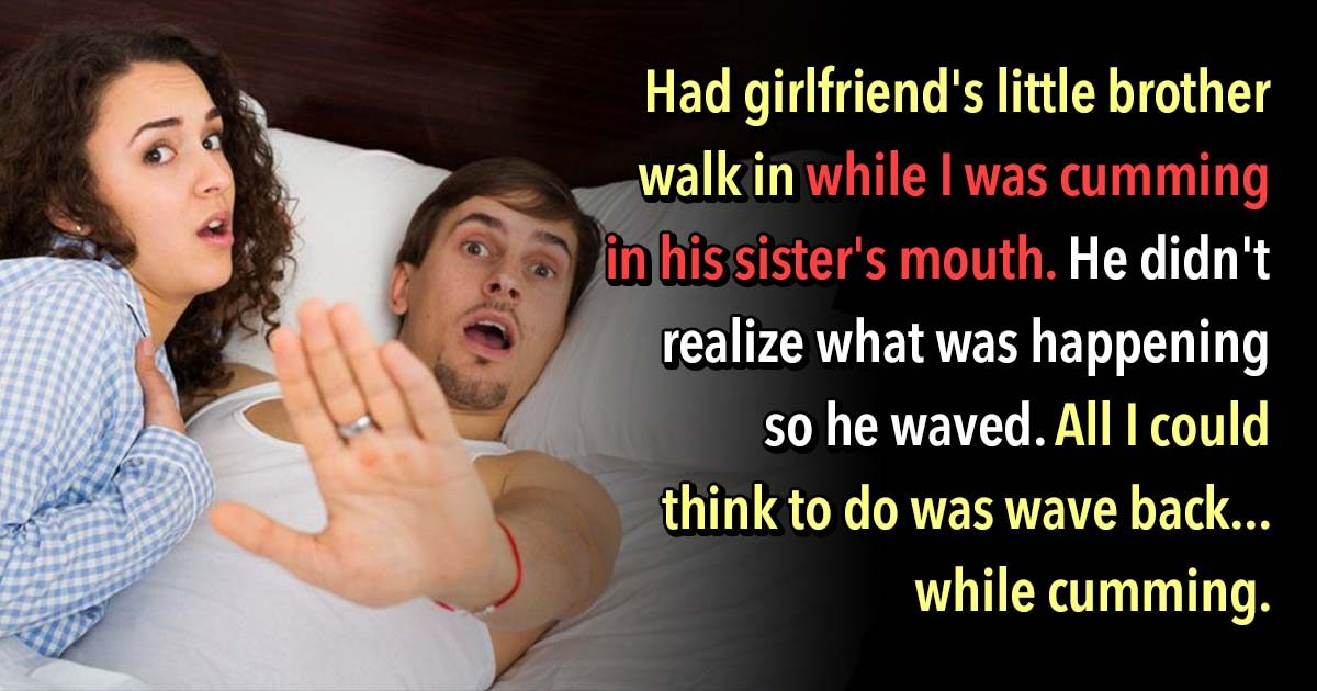 23 People Committed Sex Acts They Are Ashamed Of