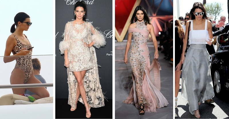 Proof That Kendall Jenner Is The Queen of Cannes