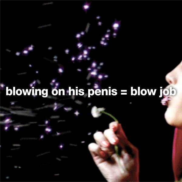 anal touch blowjob