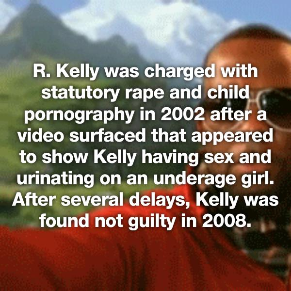 And Horrific sex crimes All