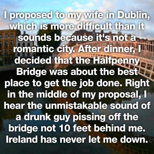 23 Proposal Horror Stories You Wont Believe