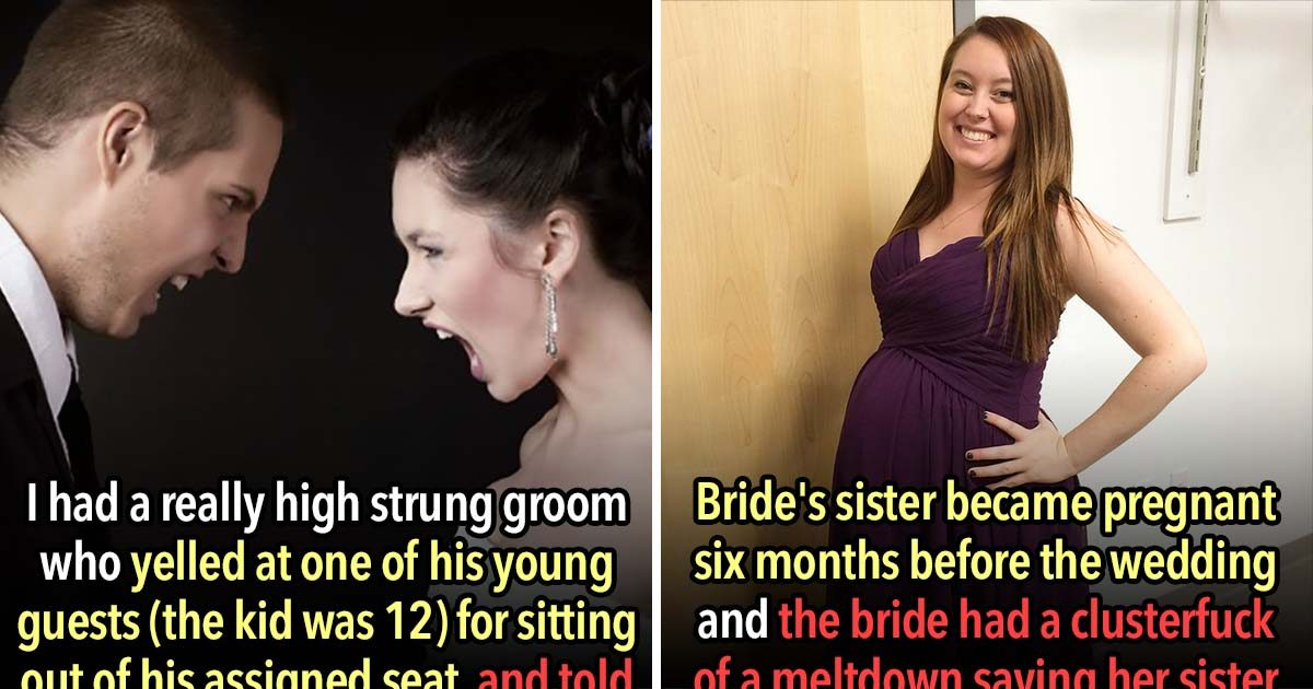 21 Wedding Planners Reveal The Most Agitating Bridezillas They've Dealt With
