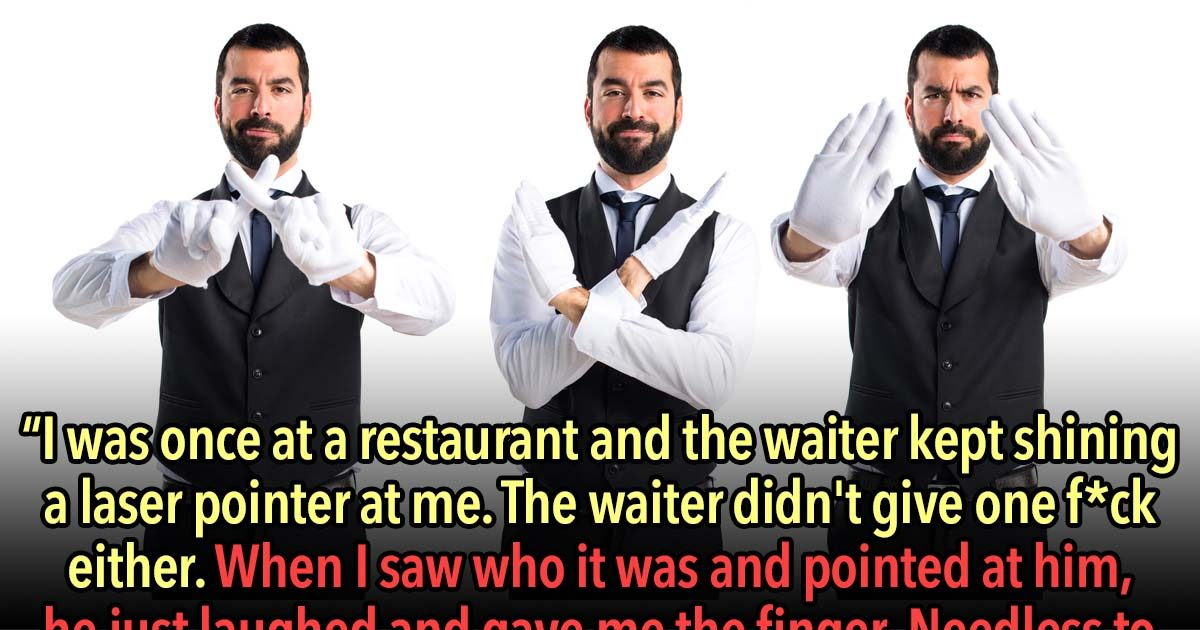 The 21 Most Disastrous Experiences Customers Had At Restaurants