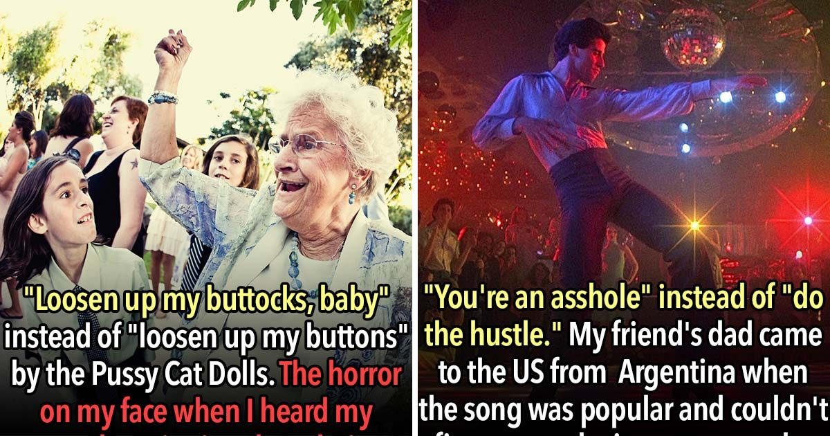 19 Song Lyrics People Hilariously Misunderstood